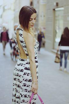 445d8743c3eb HOW TO WEAR-IDEE OUTFIT PER L ESTATE  UN CASUAL MAXI DRESS PER NON  SBAGLIARE!