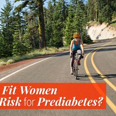 Ninety percent of people who have prediabetes—including fit women like you—don't even know it. Here, how to tell if you're at risk and the simple steps you can take to turn your odds around. - Fitnessmagazine.com