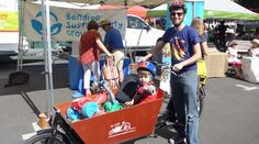 By Helen Cronin Rob learned there is a wrong way to try and persuade your partner to purchase a Dutch style cargo bike. He suggested it might replace the family car. It was when their three-year-ol...