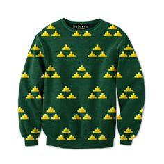 Triforce Sweatshirt ($59)