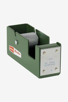 Small Metal Tape Dispenser