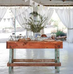 Cheese Buffet Credit: Cheryl McEwan/SouthBound Bride | Top 10 Dessert Table or Candy Bar Alternatives #wedding #dessert