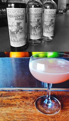 Before and After: Gin Daisy by Bar Agricole