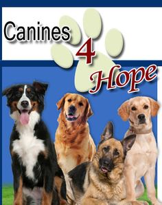 Canines 4 Hope Dog Trainers - Canines 4 Hope Dog Training - Diabetes Alert Dogs & Hypo Alert Dogs