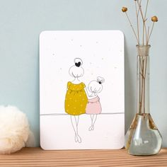 Love mum and girl summer - My Lovely Thing