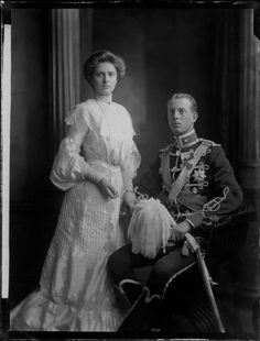 Princess Alice of Greece and Denmark; Prince Andrew of Greece