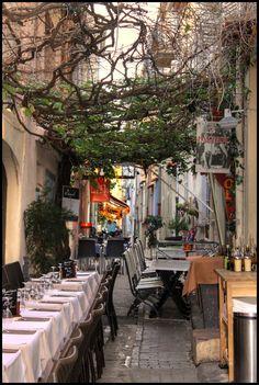 Gasse, St. Tropez