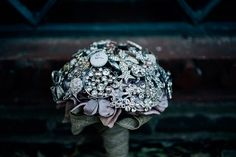 Gemma and Gareth's Up Cycled Travel Themed Winter Wedding. By Roar Photography Crazy Wedding, Wedding Fun, Boho Wedding, Wedding Blog, Wedding Ideas, Non Flower Bouquets, Flowers, Steam Punk, Wedding Fotos