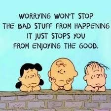 Start enjoying the good!