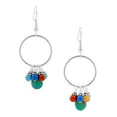 Frolicsome Earrings | Fusion Beads Inspiration Gallery