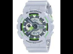 Casio Men's GA 110TS 8A3CR G Shock Analog Digital Display Quartz Grey Wa...  Casio Men's GA 110TS 8A3CR G Shock Analog Digital Display Quartz Grey Watch Review, Read More reviews from Amazon Buyer : http://www.amzn.com/exec/obidos/ASIN/B00J5QR062/httpallpopula-20