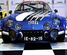 Alpine Renault #cars #coches #carros