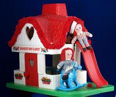 Raggedy Ann & Andy House