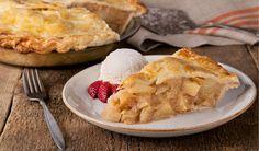 Deep-Dish Apple Pie The Kitchen With Stefano Faita Rhubarb Bbq Sauce, Deep Dish Apple Pie, Bacon Mashed Potatoes, Vanilla Sheet Cakes, Grilled Sardines, Veggie Cups, Boston Baked Beans, Pork Schnitzel, Tart