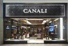 The #Canali boutique at the Pavilion Kuala Lumpur in Kuala Lumpur, Malaysia. #stores #mensfashion #menswear #shopping #asia #boutique #kualalumpur #madeinitaly