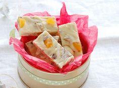 Barra de Chocolate Branco com Frutas Secas -