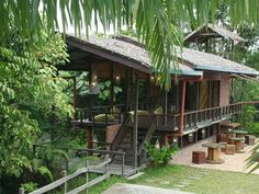 Paganakan Dii Tropical Retreat in Borneo