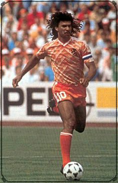 Ruud Gullit of Holland in 1988.