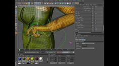 Cinema Rigging 06 - A Look at Hand Controls using XPresso Cinema 4d Tutorial, 3d Tutorial, Vray For C4d, Modeling Tips, Maxon Cinema 4d, Character Modeling, Adobe, Animation, Fantasy