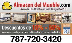 Cruzacalles 3'x5' Almacén Del Mueble, Guaynabo, Puerto Rico (Tercera Serie)