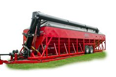 Harvest Link Often times the combine can be waiting in the middle of the field for the grain cart while at the same time the grain cart is waiting on the arrival of a truck. http://demco-products.com/agricultural-products/grain-handling-equipment/harvest-link/