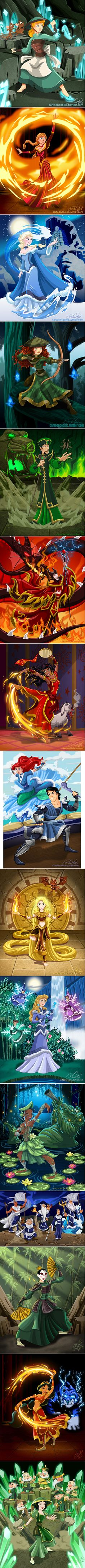 More Disney/Avatar mash-ups
