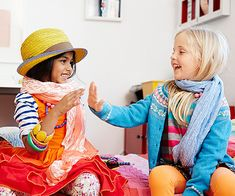 Your child's friendships are bound to have ups and downs, but the right approach can help her smooth the bumps. Try these strategies to deal with common social snags.
