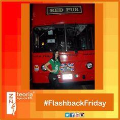 #FBF #FlashbackFriday Activación para Carlsberg  #Edecania #BTL  #Marketing #BelowTheLine