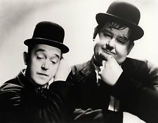 LAUREL AND HARDY    HOLLYWOOD  LEGEND