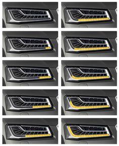 Audi A8: first design sketches - Car Body Design