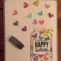 A Creative Cool Selection Of Homemade And Handmade Birthday Card Ideas