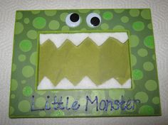 little monster frame