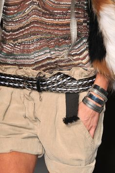 Isabel Marant belt | @ The House of Beccaria