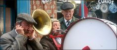 Last of the Summer Wine - Episode 116: Who's Got Rhythm? - Compo as a one-man band, to earn money.