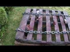 DIY Halloween: Zombie Pit - YouTube