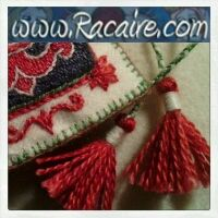 www.racaire.com - Another needle book with Klosterstich embroidery .3 :D