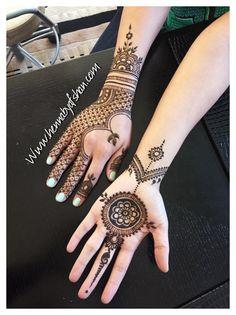 Henna Henna Tattoo Designs, Mehndi Designs, Mehendi Arts, Henna Ideas, Piercings, Tattoos, My Style, Projects, Inspiration