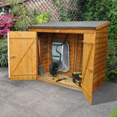 Found it at Wayfair.co.uk - Maxi 6 Ft. W x 3 Ft. D Wooden Tool Shed