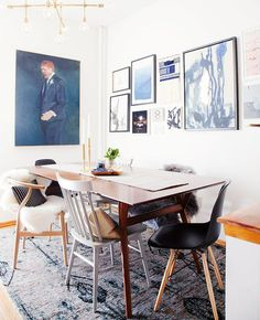How to Mix & Match Dining Chairs: 5 Ideas & Looks We Love - Hayneedle