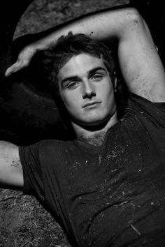 Beau Mirchoff, from the show awkward :)