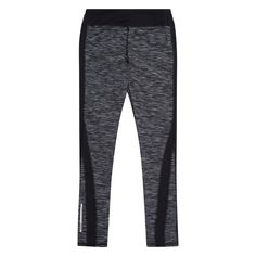 """Kyodan"" Black Patterned Stretch Leggings - TK Maxx £19.99"