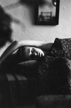 Saul Leiter, Sleep, c.1970