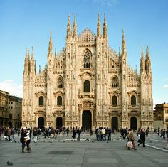 Daily Daydream! Some of the best unknown Italian pleasures can be found in #Milan. Get our guide.