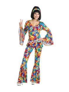 ***YES*** Check out Gold Gate Gal Costume - 60s Costumes from Costume Discounters