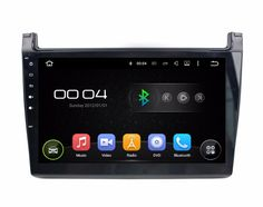 1024*600 Android 5.1 Car PC Video GPS for VW Volkswagen Polo 2015 With mirror link Car Radio 3G WIFI Bluetooth IPOD TV USB DVR