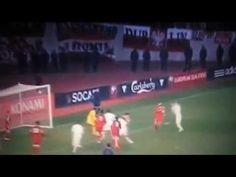 Polska/Poland - Gruzja/Georgia 4:0 (EURO 2016) 14.11.2014