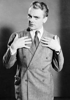 """James Cagney does his """"Taxi Driver"""" Impersonation:-) Hooray For Hollywood, Golden Age Of Hollywood, Vintage Hollywood, Hollywood Glamour, Hollywood Stars, Classic Hollywood, Vintage Vogue, James Cagney, Famous Movies"""