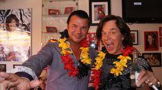 Jürgen Drews und Paul Misar -Sonneninsel-Partytime