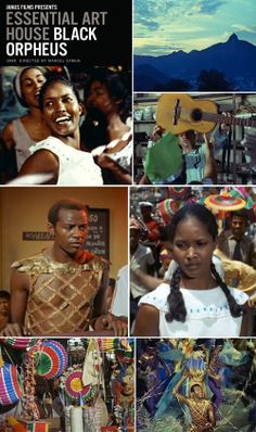 Black orpheus...I really need to watch this movie...via flygirlblog.com