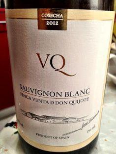 El Alma del Vino.: Bodega Finca Venta Don Quijote Sauvignon Blanc Cosecha 2012.